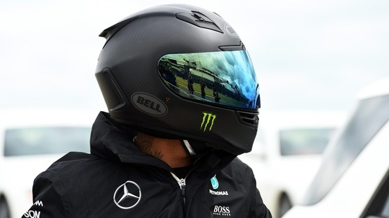 ルイス・ハミルトン(メルセデス): F1ハンガリーGP