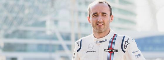 ロバート・クビサ、ウィリアムズのリザーブ&開発ドライバー:2018年F1