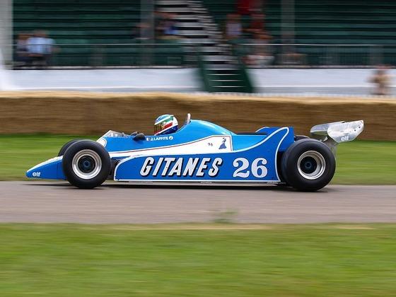 ジャック・ラフィット(リジェ JS11)、1979年