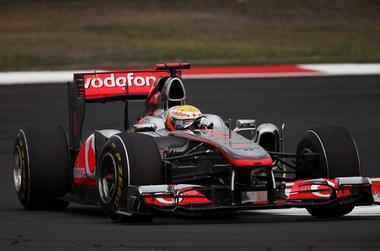 ルイス・ハミルトン、2011年F1中国GP