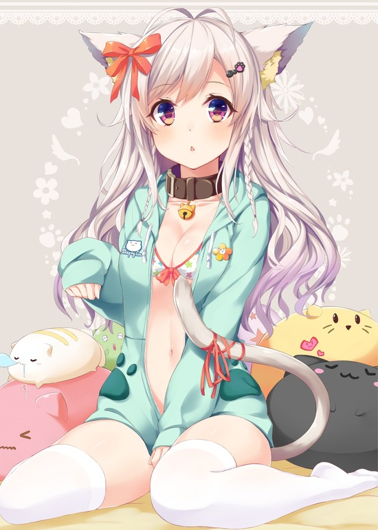 【2次】甘えられたい猫耳っ娘の可愛い二次エロ画像 その8【猫耳っ娘】
