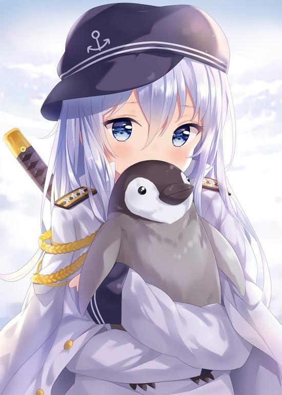 【2次】「艦これ」の響(ヴェールヌイ)ちゃんの可愛い二次エロ画像【艦これ】