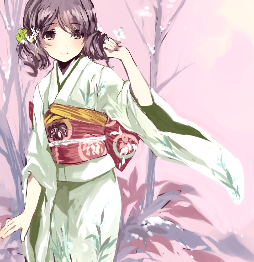 和服   【2次】和服美人な女の子の二次画像 その3【和服】