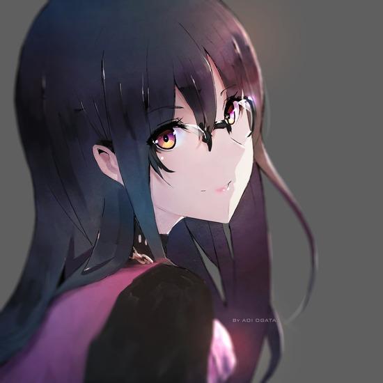 【2次】可愛いメガネっ娘の二次画像 その19【メガネっ娘・非エロ】