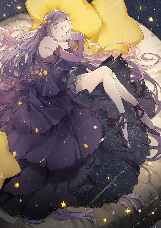 【2次】幻想的、神秘的な美少女二次画像【非エロ】