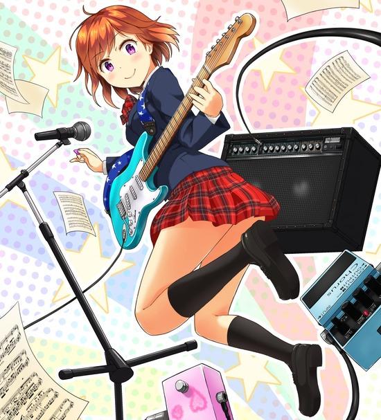 【2次】楽器を持った可愛い女の子の二次画像 その4【非エロ】