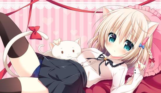 【2次】甘えられたい猫耳っ娘の可愛い二次エロ画像 その12【猫耳っ娘】
