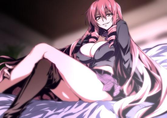 【2次】M男っぽいシチュのご褒美な美少女二次エロ画像 その2【M】