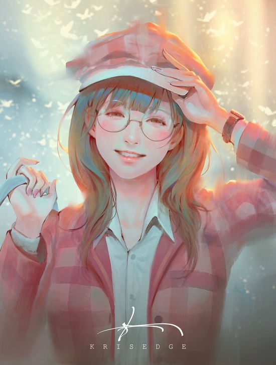 【2次】笑顔がすごく可愛い女の子の二次画像 その2【非18禁】