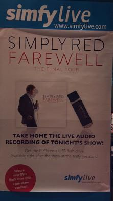 Simply Red on MP3
