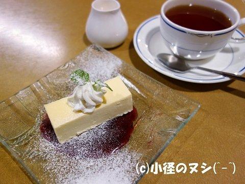 エンリコ・チーズケーキ