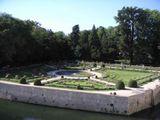 シュノンソー城庭