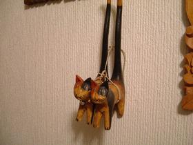 バリのネコ