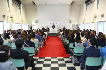 入学式2014
