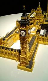 イギリス「ウェストミンスター宮殿」。