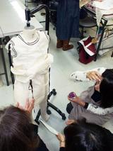 子供服の仮縫1
