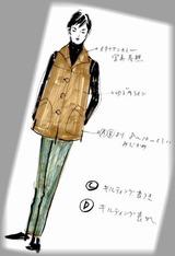 革コートイメージ