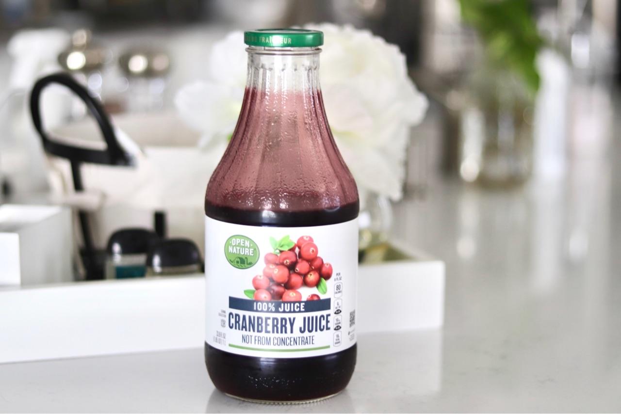 ジュース 効果 クランベリー