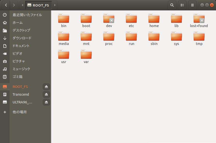 Ultra96用Yocto Linuxのビルドの続き4(Micro SD カードの用意