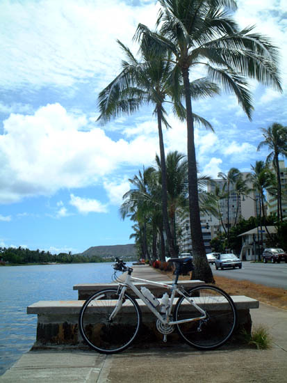中年martyの自転車日記:ホノルル ...