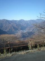 丹沢湖遠望