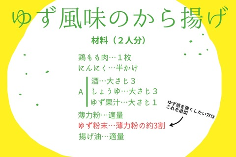 yuzukatsurecipe