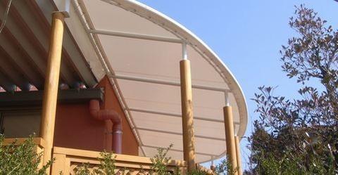 sunshade tent