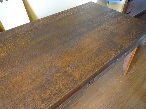テーブル塗り替え 3