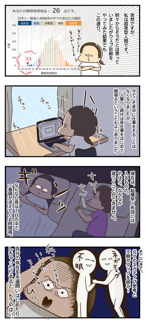 20200713-不眠でネガティブ