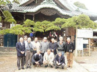 白山神社旅行