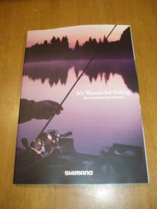 2011 シマノ総合カタログ