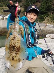 釣果情報①