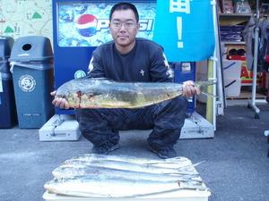 20101017シイラ江頭さん