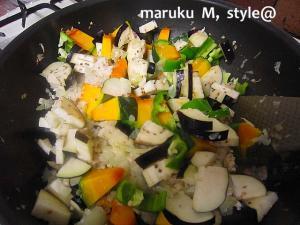 野菜カレー4ミニ