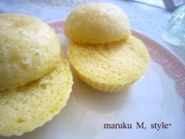 卵蒸しパン5