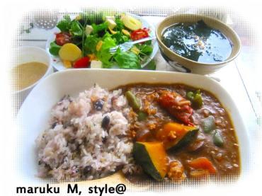 野菜カレー1ミニ