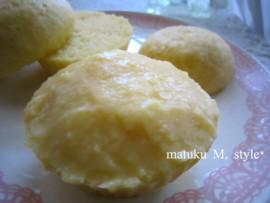 卵蒸しパン4