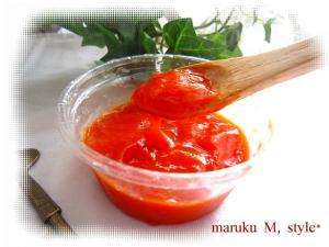 トマトのジュレ5m