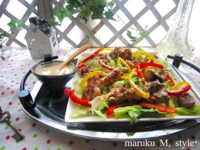 チキンサラダ2