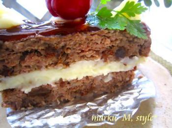 ケーキハンバーグ3m