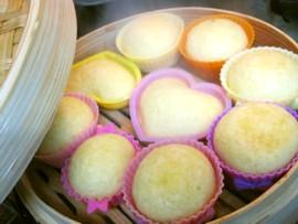 卵蒸しパン6