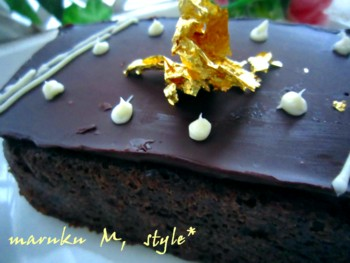 チョコケーキ9