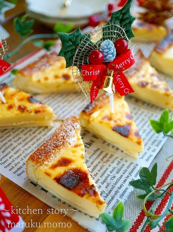 食パンでバスチー♪クリスマスキャンペーンでSharee賞頂きました!