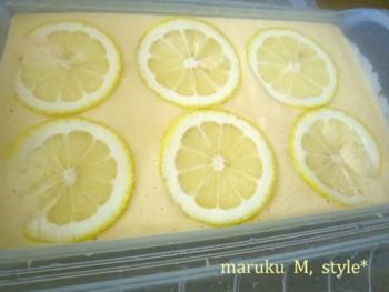 レモンケーキ8