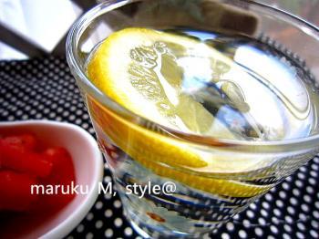 レモン水ミニ