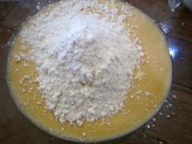卵蒸しパン7