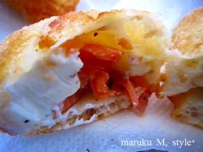 サーモンクリームチーズ6