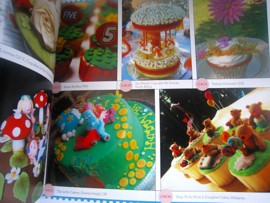 ケーキの本1