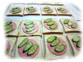 サンドイッチ2m