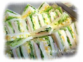 サンドイッチ5m